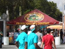 Everglades BBQ Dolphin Style