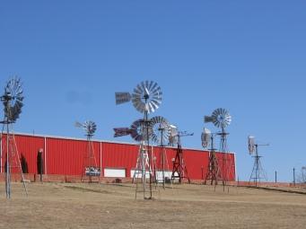 More wind mills